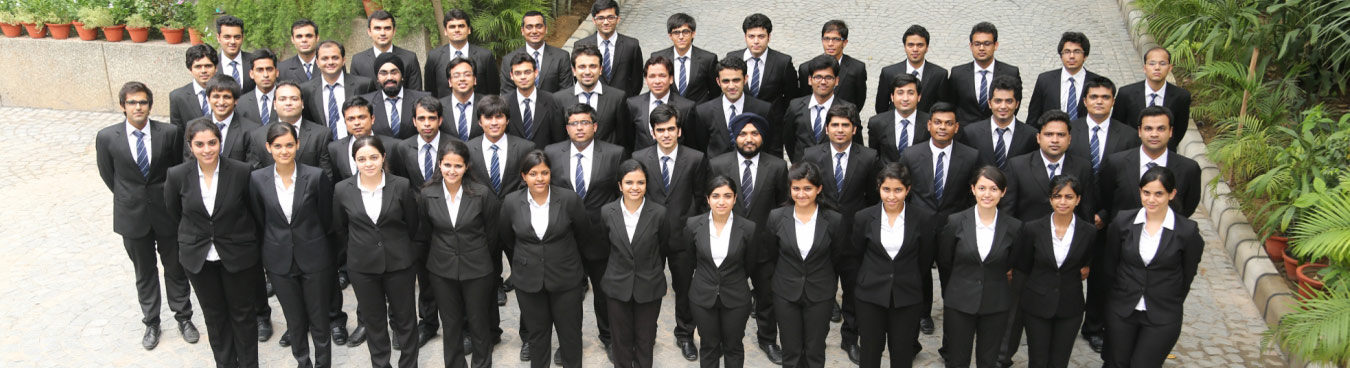 Courses in Full time PGDM
