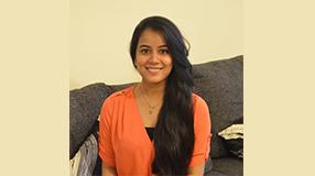 Anusha Gupta PGDM Batch 2016-18