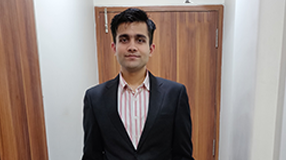 Navin Sood begins his mission to lead a tech company in future with placement at Mahindra Comviva