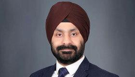 Mr  Vikramjit Singh Sahaye
