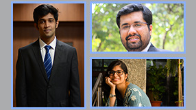 Internships to PPI: three FORE graduates get placed with the top brand Signify