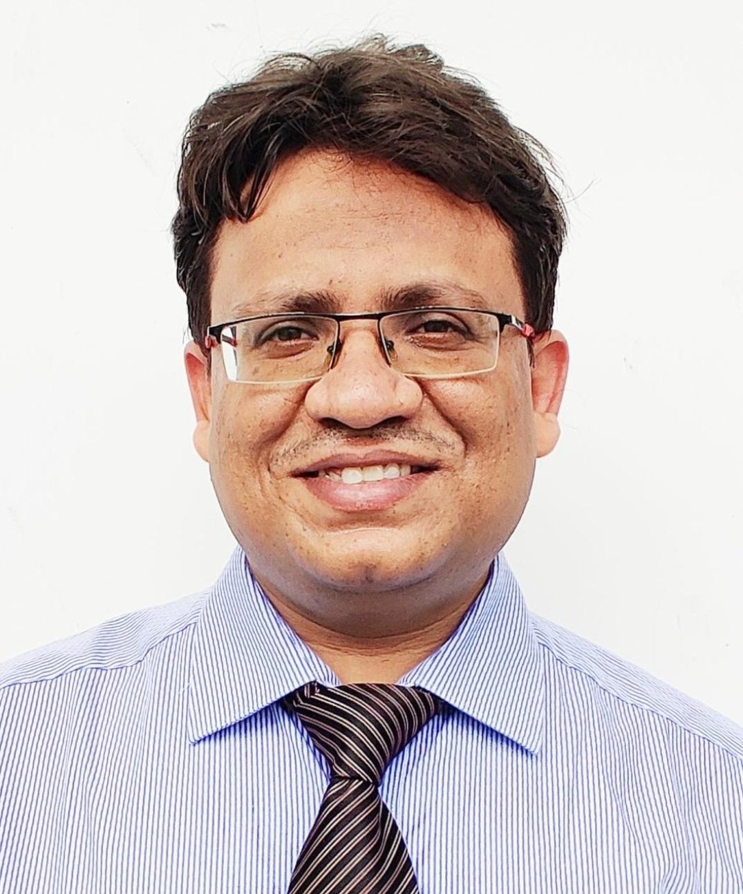 Prof. Ashutosh Pandey