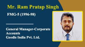 Mr  Ram Pratap Singh